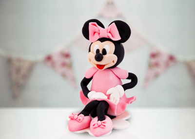 Minnie Mousse roz