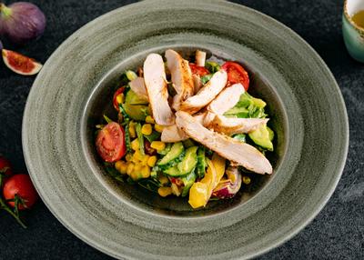 Salată Corsaire