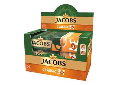 Jacobs 3 in 1 Clasic