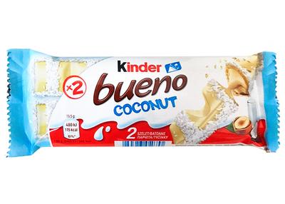 Kinder Bueno White Cocos