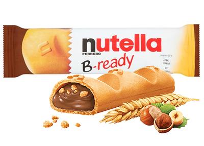 Baton Nutella