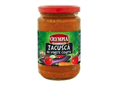 Zacusca de Vinete Olympia