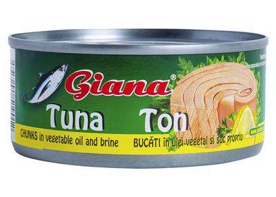 Giana Ton Bucati in Ulei