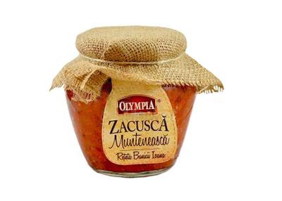 Zacusca  Munteneasca Olympia