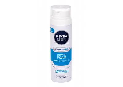 Spumă de ras Nivea Men Sensitive Cooling Shaving Foam