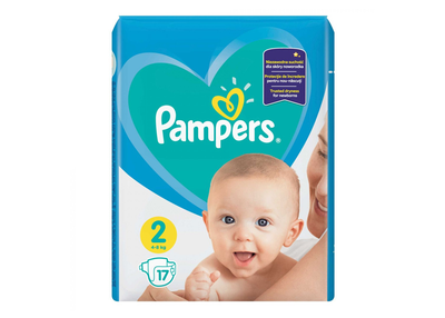 Pampers Scutece Baby nr 2