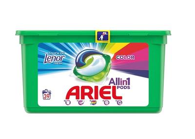 Ariel color 39 caps