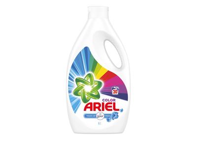 Detergent ariel fresh lichid