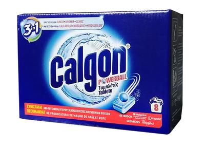 Tablete anticalcar 3in1 Calgon Powerball