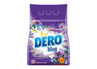 Detergent dero 2 in 1