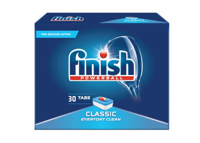 Finish Tablete pentru masina de spalat vase
