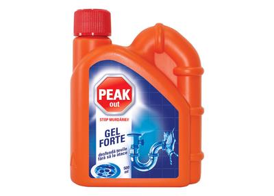 Peak Out Gel Forte Desfundat tevi