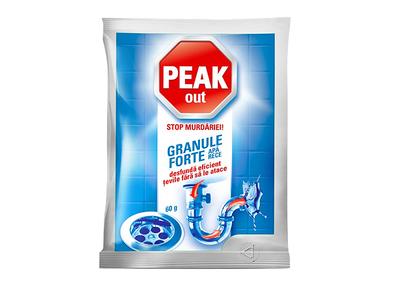 Peak Out Granule Tevi