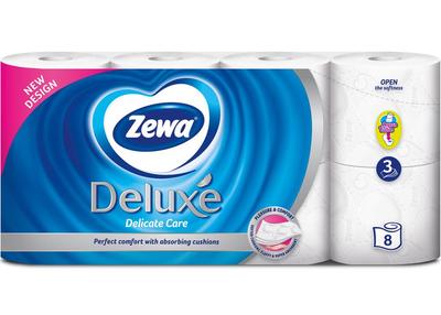 Zewa Hartie igienica Delicate Care 8 role