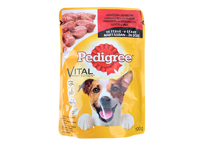 Pedigree adult  vita miel