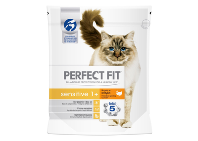 Perfect fit cat  sensitive curcan