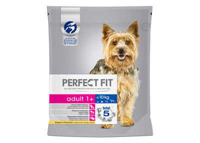 Perfect fit dog adult pui