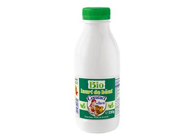 Iaurt de baut BIO 2% Covalact 330 gr