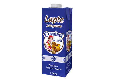 Lapte consum 1.5 % Covalact