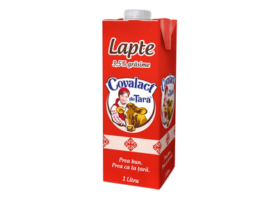 Lapte consum 3.5% Covalact