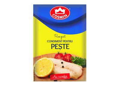 Condiment pentru Peste