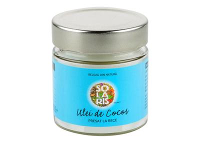 Ulei cocos( borcan) Solaris