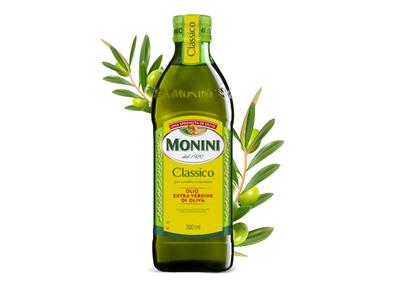 Ulei masline EXT Monini