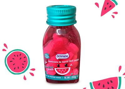Do's Farm pepene- bomboane de menta fara zahar