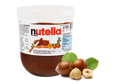 nutella crema de alune cu cacao