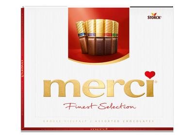 Merci clasic asorted chocolates