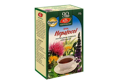 Ceai hepatocol punga