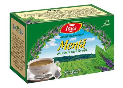 Fares Ceai Menta