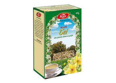 Ceai tei floare