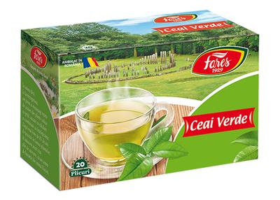 Fares Ceai Verde