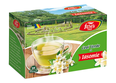 Fares Ceai Verde cu Iasomie