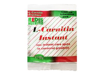 L-carnitida - suc instant care ajuta la controlul greutatii