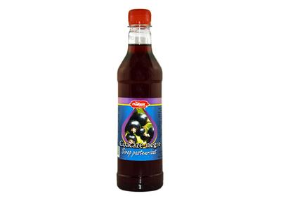 Sirop Coacaze negre