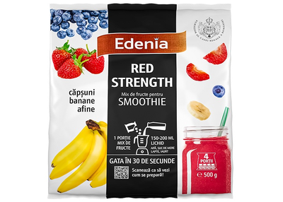 red strength edenia