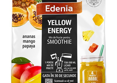 Yellow energy edenia
