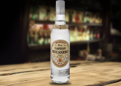Rum Capitan Bucanero Blanc