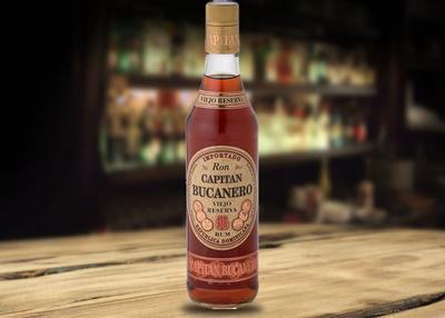 Rum Capitan Bucanero Reserva