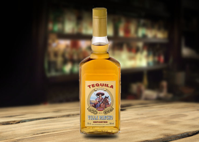 Tequila Villa Pancho Gold