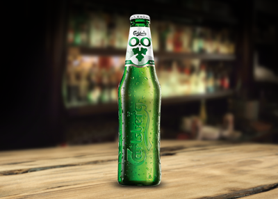 Carlsberg fara alcool