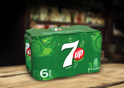 7Up Doza - 6 buc