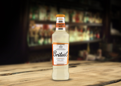 Britvic Spicy Ginger Beer