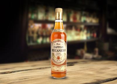 Rum Capitan Bucanero Anejo