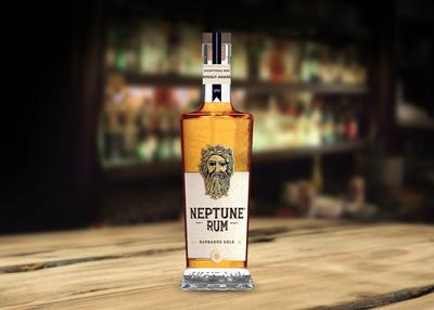Rum Neptune Gold