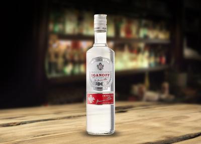 Vodka Iganoff 1l