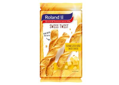 Spirale Twist cu branza elvetiana Roland