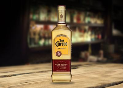 Tequila Jose Cuervo Escape Gold